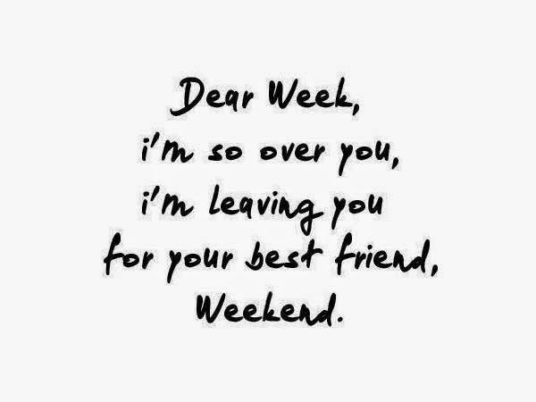 SL Friendship Network: Good bye Work Week! It's Friday