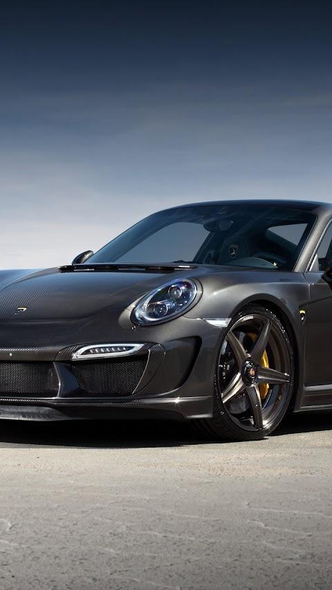 Porsche 911 Turbo GTR
