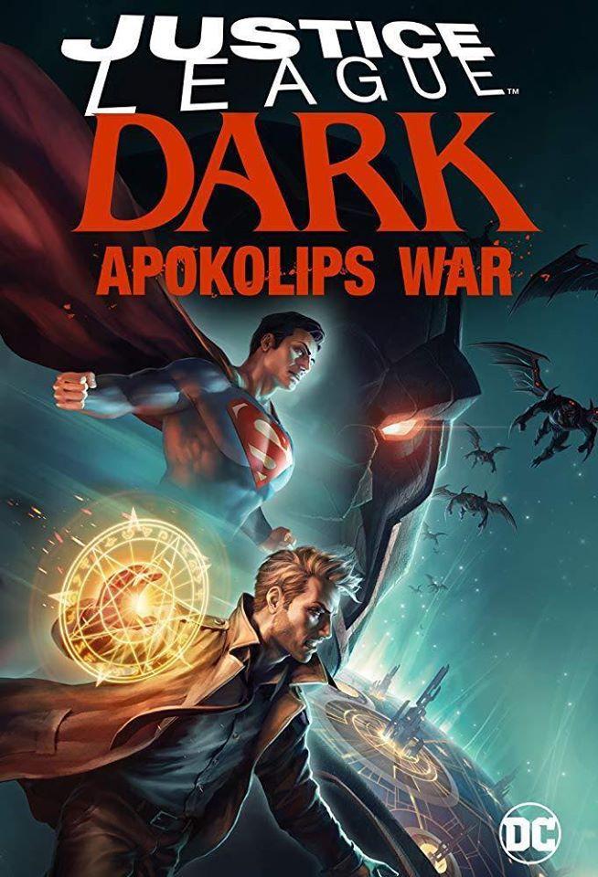 Justice League Dark: Apokolips War [2020] [DVD9] [NTSC] [Latino]