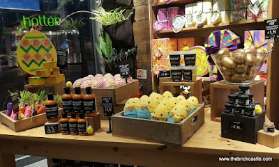 The Brick Castle Lush Cosmetics Easter Range Preview