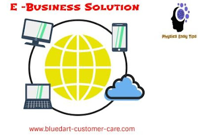 blue dart tracking e business solution,blue dart customer care