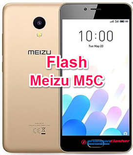 Flash Meizu M5C