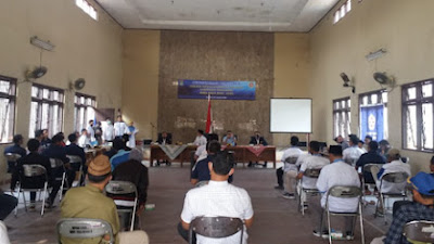 Pengurus Karang Taruna Kecamatan Sukadiri  Masa Bakti  2020 - 2025 Di Kukuhkan