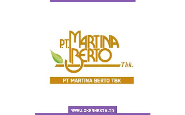 Lowongan Kerja Martina Berto Juli 2021