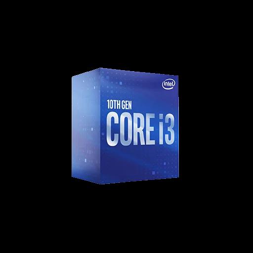 CPU Intel Core i3-10100 ( Hỗ trợ Socket: FCLGA1200)