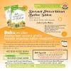 Flash Donasi Buku Saku Gratis  Buah Karya Ustadz Rizal Yuliar Putrananda  Pengasuh Pesantren Al-Lu'lu' Wal Marjan Magelang
