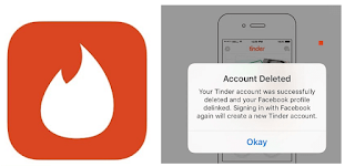 How To Permanently Delete Tinder account, it's really easy