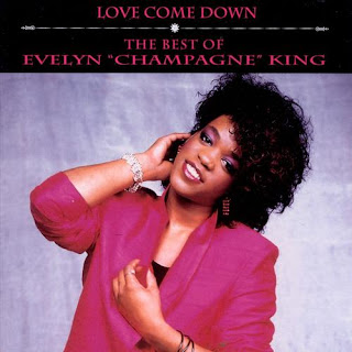 """Evelyn """"Champagne"""" King - Shame on Love Come Down Album (1978)"""