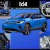 O futuro está chegando, conheça o I.D4 o primeiro carro elétrico fabricado pela Volkswagen.