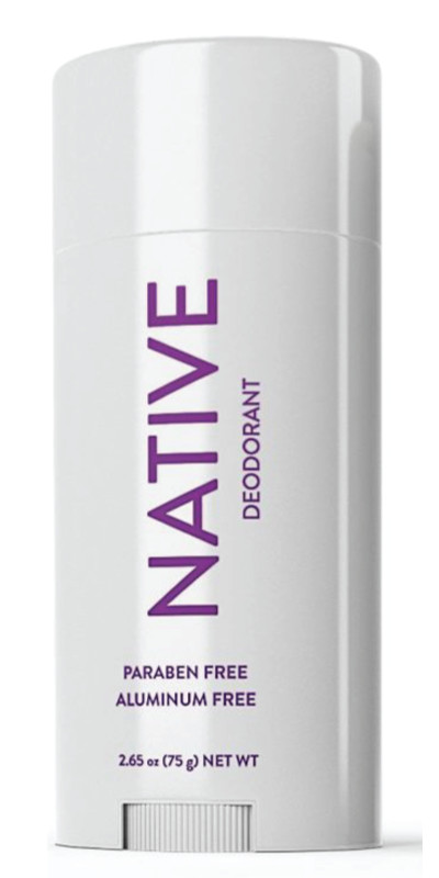 Native Deodorant Lavendar & Rose
