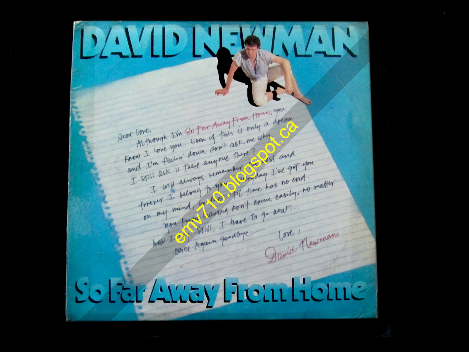 NOSTALGIC SONGS REDISCOVERED: So Far Away From Home LP by ...