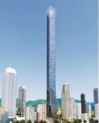 Balneário Camboriú pode ter prédio residencial mais alto do mundo
