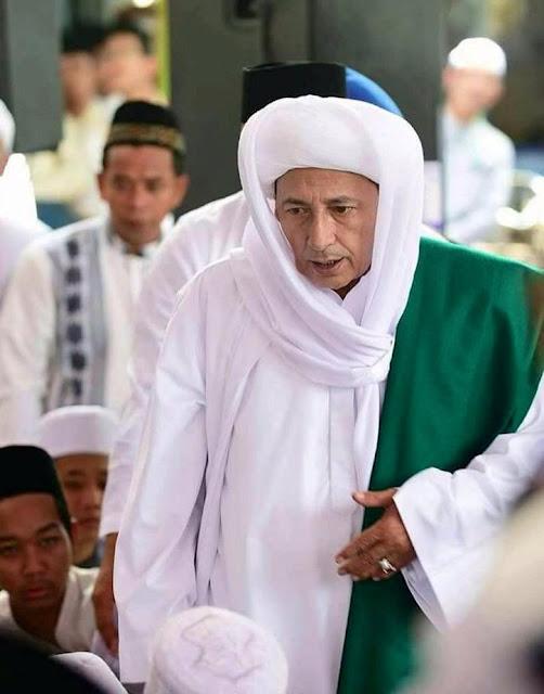 """Habib Luthfi: Hati-hati dengan Ucapan """"Tidak Usah NU-NU-an, yang Penting Aswaja, yang Penting Islam"""""""