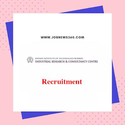 IIT Bombay Recruitment 2019 - 43 Vacancies