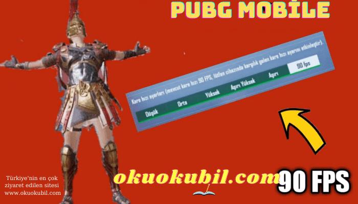 Pubg Mobile 90 FPS Config Oyundan Atmaz + Tüm Cihazlar + Hile İndir