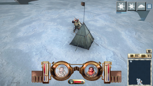 Terra Incognito Antarctica 1911 Free Download PC Game Cracked in Direct Link and Torrent. Terra Incognito Antarctica 1911 – Survive all the odds and reach the South Pole before your competitors with this simple, abstract and compelling strategy game.