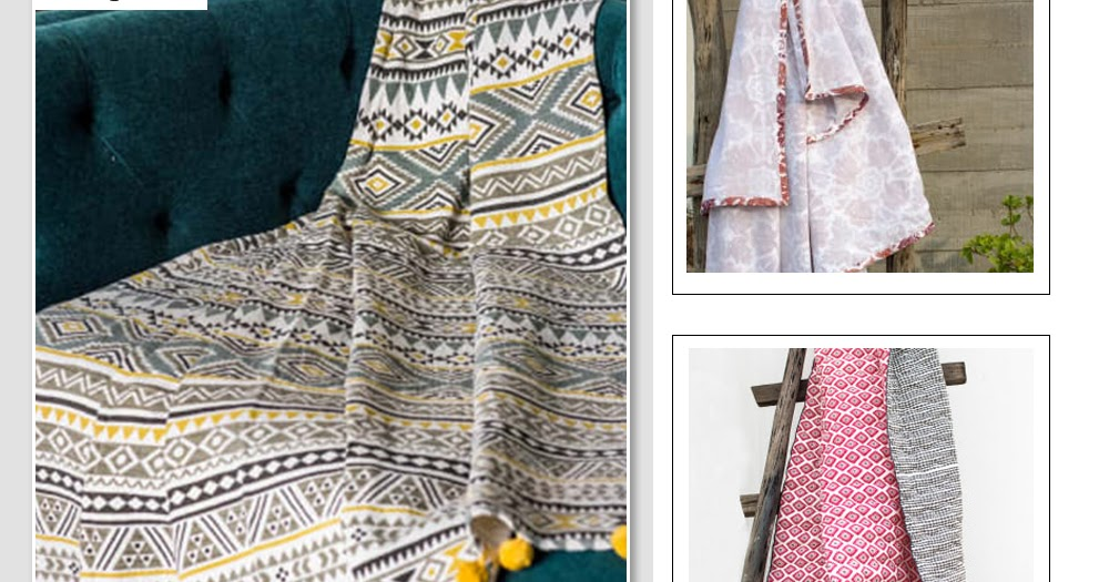 Feel Comfort And Warm This Winter With The Usage Of Quilts Or Dohar Blankets