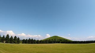 モエレ山(モエレ沼公園)