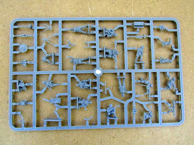 1/72 Plastic Soldier Company Late War German Infantry Heavy Weapons