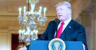 ترامب: يجب على العالم أن يمنع إيران من الحصول على سلاح نووي