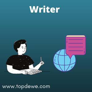 Ide Bisnis untuk pelajar dan mahasiswa_penulis konten
