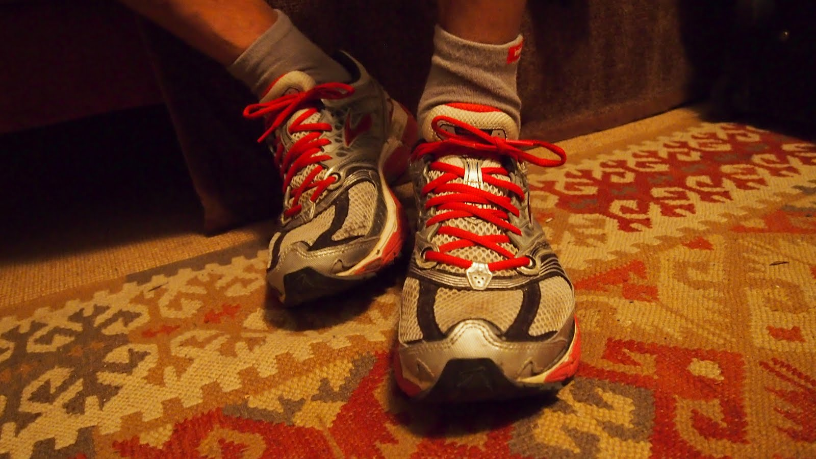 Walking in old or worn-out shoes are a common cause of injury goes. Your running  shoes lose shock absorption bf724796ae