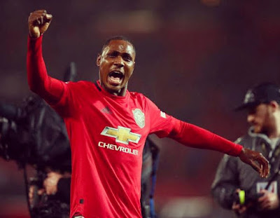EPL: Man United To Extend Ighalo's Loan Deal