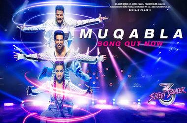 Muqabla Lyrics-Street Dancer 3-Barun Dhawan-Prabhudeva