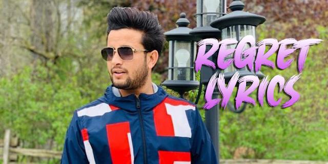 रिग्रेट Regret Lyrics - R Nait, Tanishq Kaur