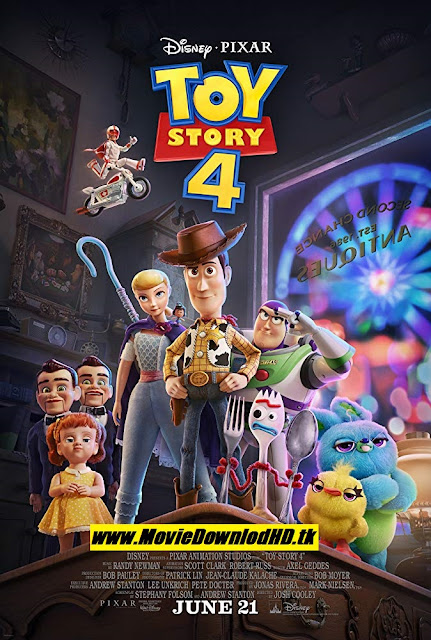 Toy Story 4 (2019) Hindi Dubbed Full Movie Free Download