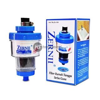 Jual Filter Air Zernii Penyaring Kran Air Jernih Praktis