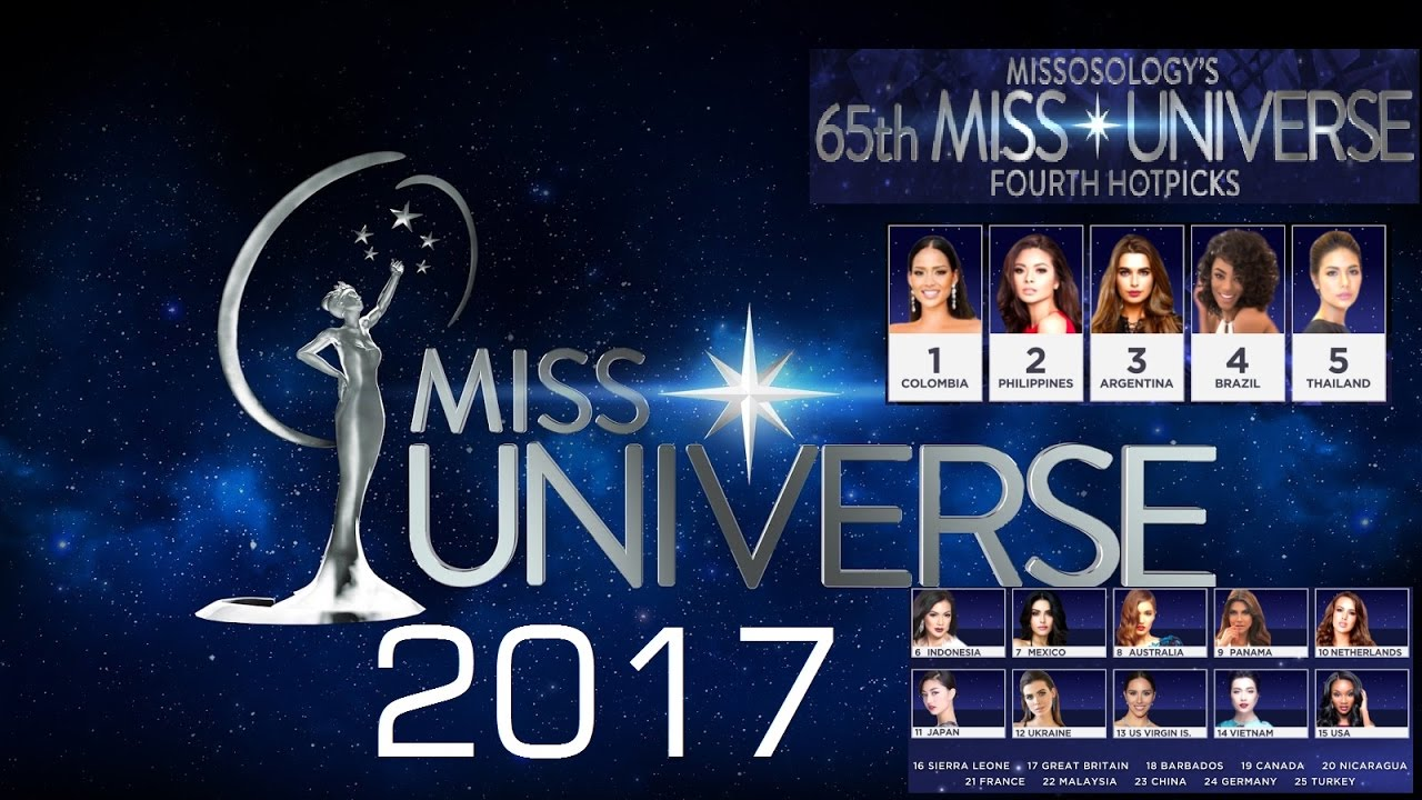 miss universe 2017 will be live here on 30 january 2017 at