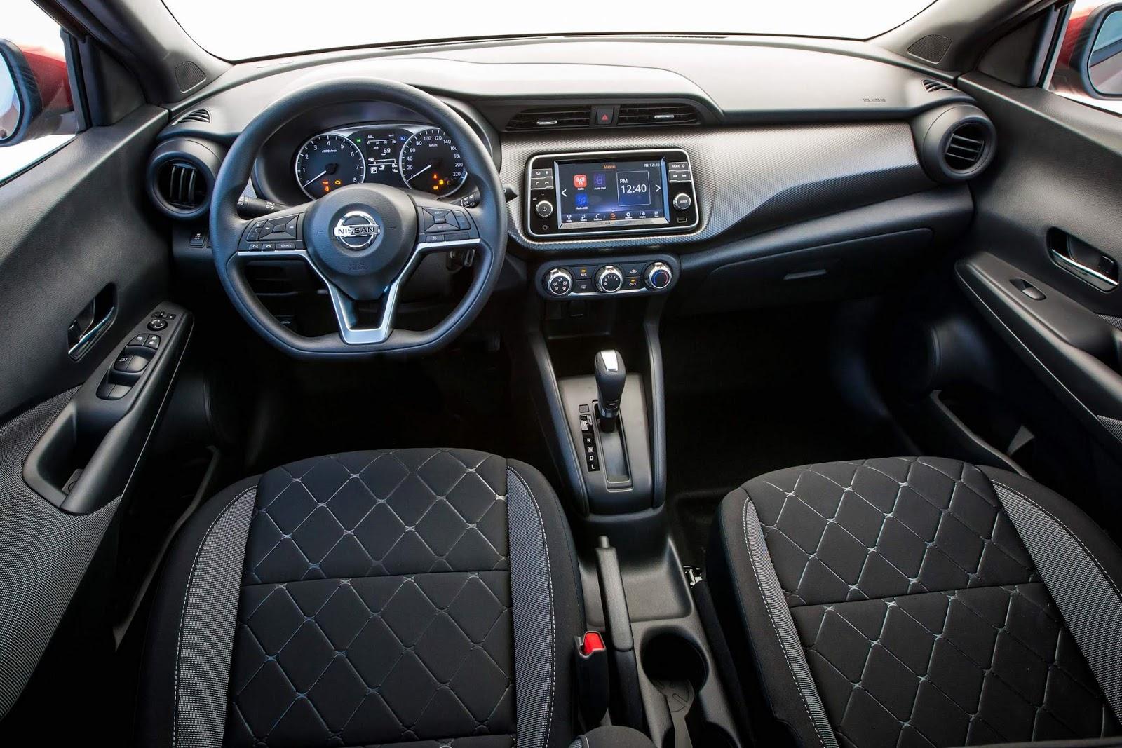 Nissan kicks pcd 2020