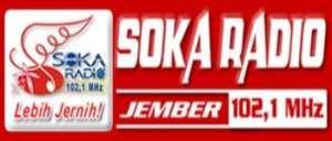 Soka Radio 102.1 fm Jember