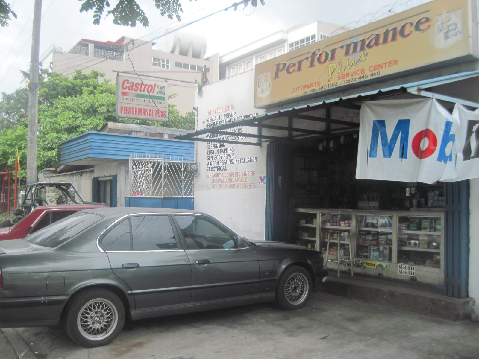 Auto Repair Shop For Sale Philippines