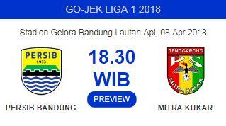 Persib vs Mitra Kukar: Mario Gomez Targetkan Kebangkitan Maung Bandung