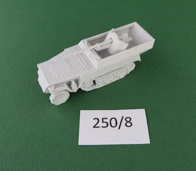 Sd Kfz 250/1 to 11 picture 4