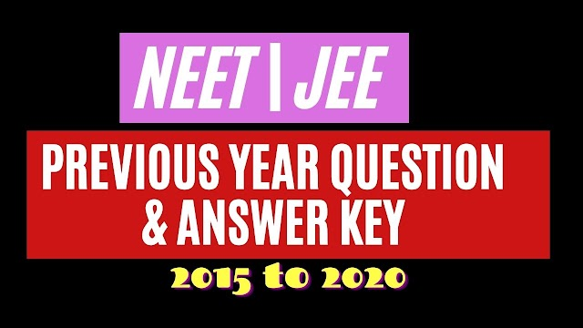 NEET Original Question Paper and Answer Key