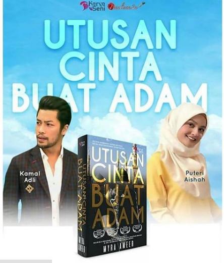 Image result for utusan cinta buat adam