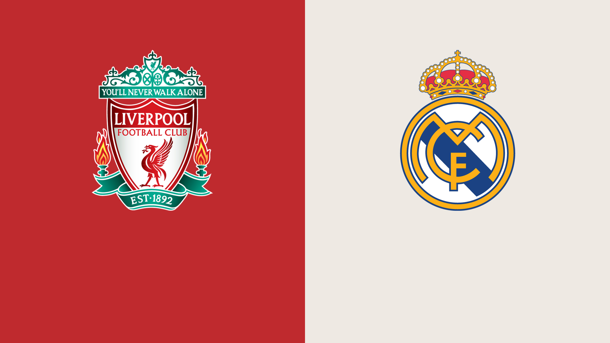 Liverpool vs Real Madrid live