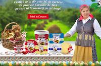 Castiga 30 pachete cu produse Covalact de Tara