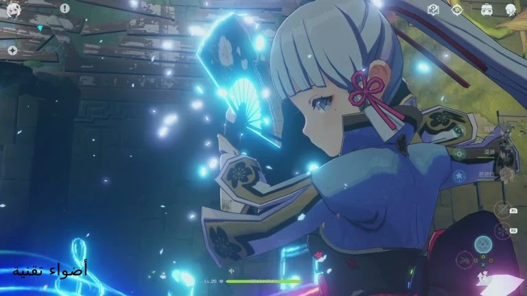 لعبة جنشن امباكت  Genshin Impact