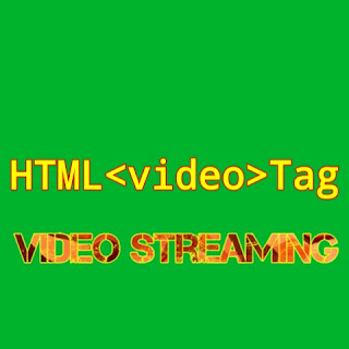 HTML<video>tag