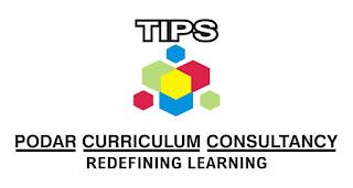 TIPS PODAR CURRICULUM CONSULTANCY | Logo Design - Vecta Design