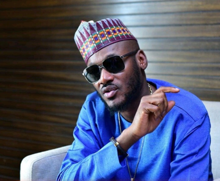 Image result for While I abandoned 2017 National protest I organised - 2Baba