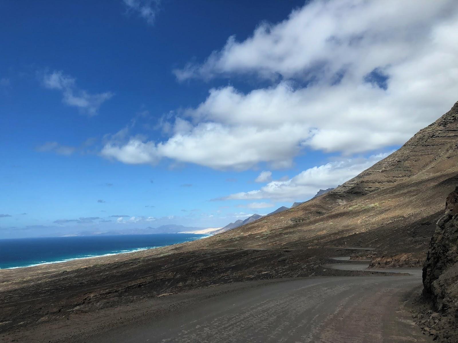 Playa de Cofete en Jandia - Fuerteventura.cool