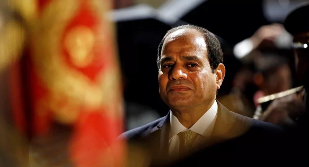 السيسي: جلست مع الكثيرين ممن يحاولون هدم الدولة المصرية