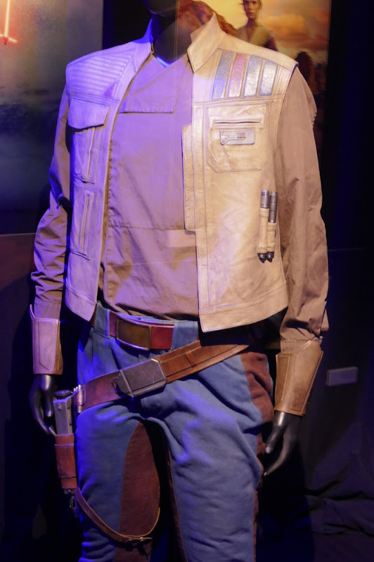 Finn costume Star Wars Rise of Skywalker