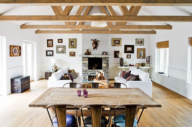 How To Clean Big Living Room Rugs Mexican Decor Automatism: Relaxed Industrial Style