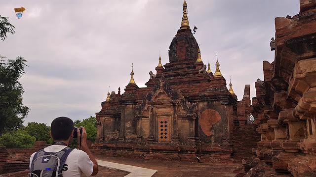 Dhamnayangyi Paya - Bagan